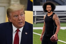 Donald Trump's U-turn on Colin Kaepernick: 'Would Love to See Him Get Another Shot' at Kneeling