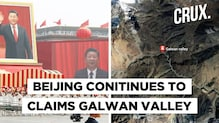 "India Calls Out China's Claim Over Galwan Valley ""Untenable"""
