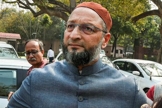 File photo of AIMIM chief Asaduddin Owaisi. (PTI)