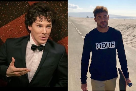 Benedict Cumberbatch, Zac Efron to Get Stars on Hollywood Walk of Fame