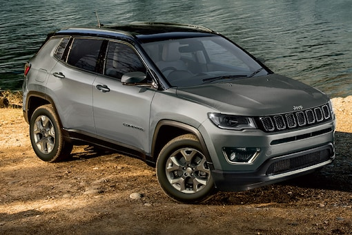 Jeep Compass Limited Plus Automatic. Image used for representation. (Photo: Jeep India)
