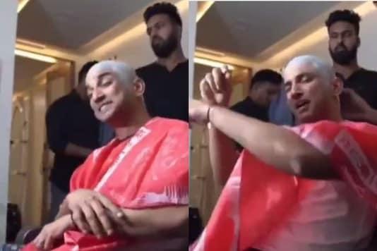 BTS Video of Sushant Singh Rajput Grooving to Dev Anand's 'Pal Bhar Ke Liye' Goes Viral