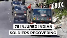 76 Soldiers, Injured In Galwan Valley Faceoff, Are In A Stable Condition: Indian Army Officials