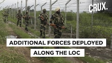 BSF Strengthens Its Military Presence Along J&K Border With Pakistan Amid  LAC Standoff