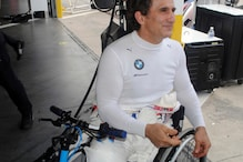Alex Zanardi Stable after Accident But Doctors Warn of Possible Complications
