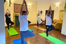 Yoga Day 2020: Political Leaders Practice Yoga Amid COVID-19 Pandemic