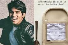 Telugu Star Allu Sirish Amused by Math of Life, Shares Pic of Food Box