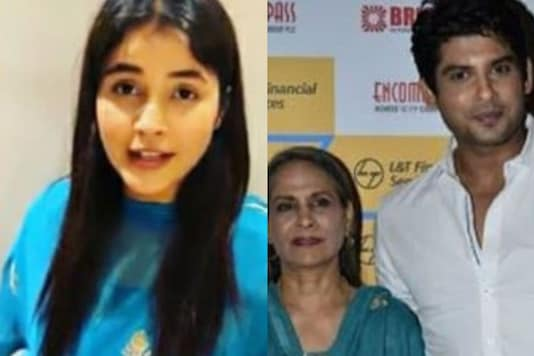 Fans Find Pic of Shehnaaz Gill Wearing Similar Outfit as Sidharth Shukla's Mother