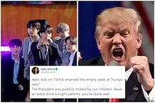 K-Pop Stans and TikTok Users Tanked Trump's Tulsa Rally by Booking Tickets but Not Showing