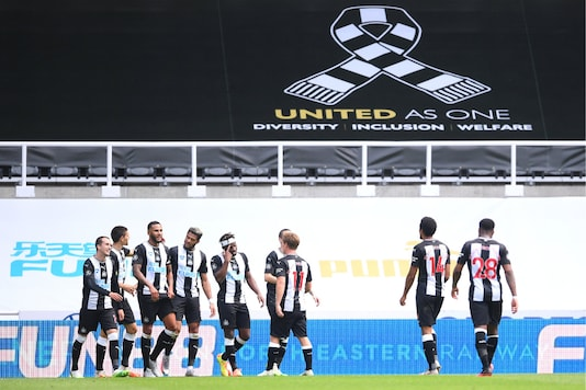 Newcastle United (Photo Credit: Twitter)