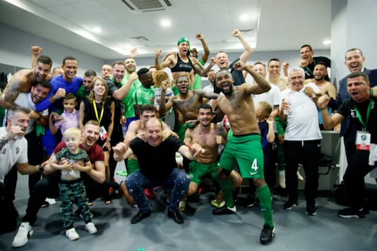 Ludogorets (Photo Credit: Twitter)