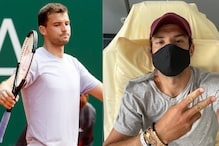 Grigor Dimitrov Tests Positive for Coronavirus, A Week after Playing Novak Djokovic's Tournament