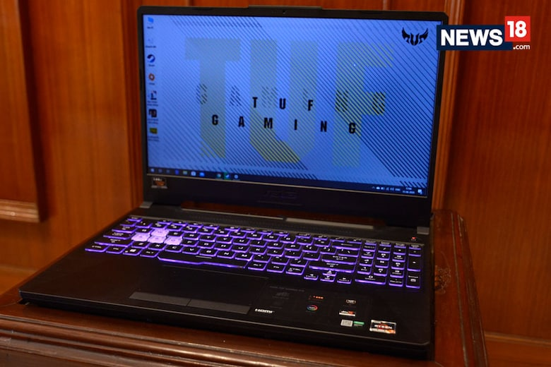 ASUS TUF A15 Review: Sweeping The Charts With AMD