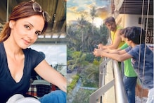 Sussanne Khan Thanks Hrithik Roshan for Being 'Best Dad Ever' to Hridhaan and Hrehaan