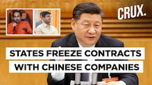 Maharashtra Holds Rs 5000 Crore Worth Contract From Chinese Companies
