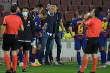 La Liga: Barcelona Coach Quique Setien Hits Out at VAR, Says Not Being Used Correctly