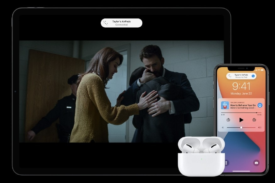 AirPods switching