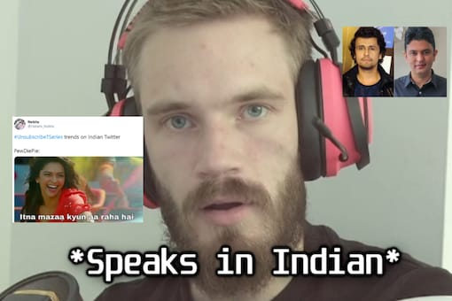 Screenshot from video uploaded by PewDiePie on YouTube.