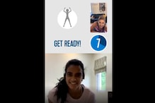 International Olympic Day: PV Sindhu Performs 25-minute High-intensity Work Live on Instagram