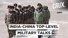 "Indian Army Says Military Talks With China ""Positive & Cordial,"" Mutual Consensus To Disengage"
