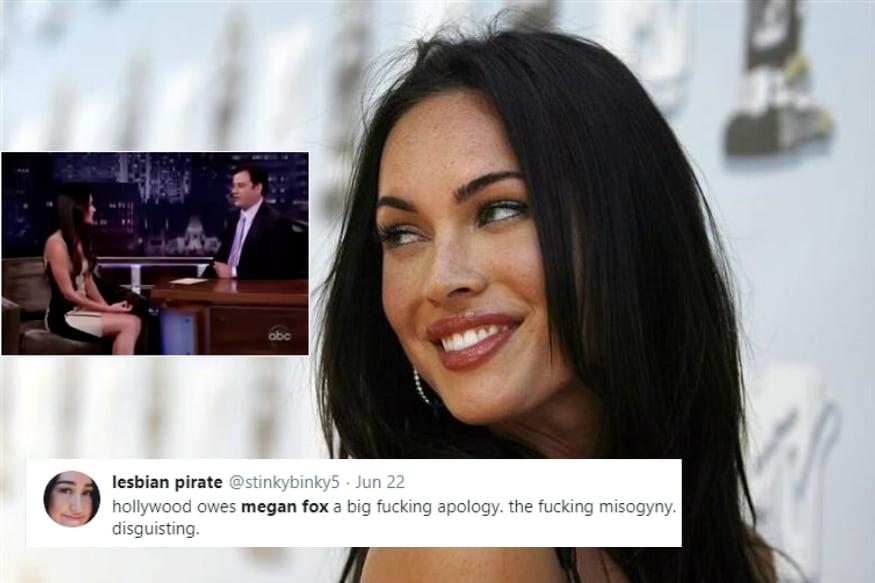 Fox fucking megan Megan Fox