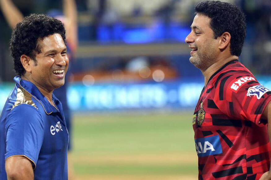 'Paaji Doesn't Forget Things Quickly' - Piyush Chawla Recalls Duels With Sachin Tendulkar
