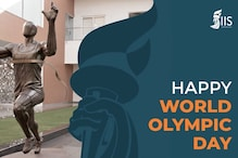 Inspire Institute of Sport Celebrates Olympic Day With a Powerful Message