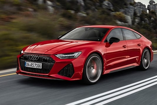 Audi RS 7 Sportback. (Image source: Audi)