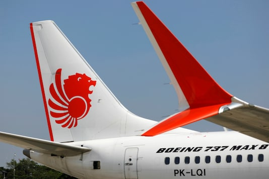 Lion Air's Boeing 737 Max 8 airplane is parked on the tarmac of Soekarno Hatta International airport near Jakarta, Indonesia. (Pic Source: Reuters)