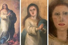 Virgin Mary's Painting After Botched Art Restoration in Spain Will Give You an Art Attack