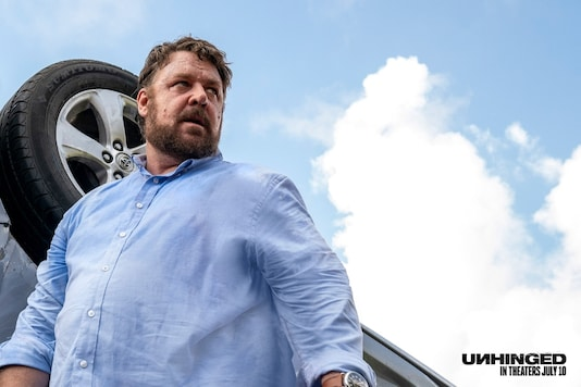As Theatres Reopen, Russell Crowe's 'Unhinged' Sets for Worldwide Release