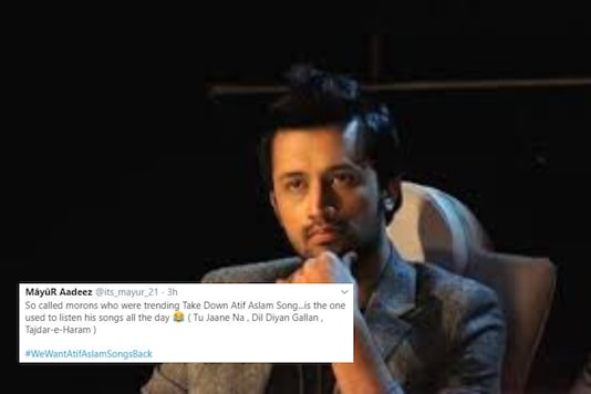 Atif Aslam Fans in India Counter Hate After T-Series Makes His Song Private Amid Trolling