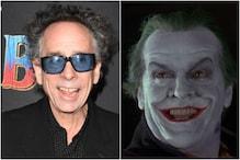 Jack Nicholson and Tim Burton Did Not Agree Upon Joker's Look for Their Batman Movie