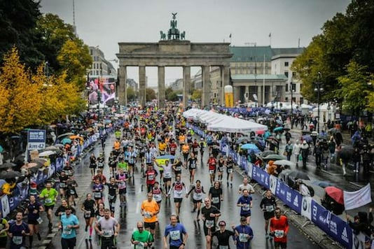 Berlin Marathon Cancelled for 2020 Over Coronavirus Concerns