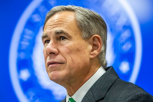 Texas Governor Greg Abbott. (Ricardo B. Brazziell/Austin American-Statesman via AP)