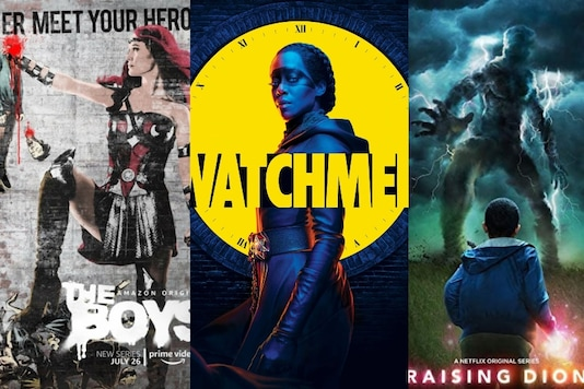 The Boys to Watchmen: Superheroes Shows with a Totally Different Approach