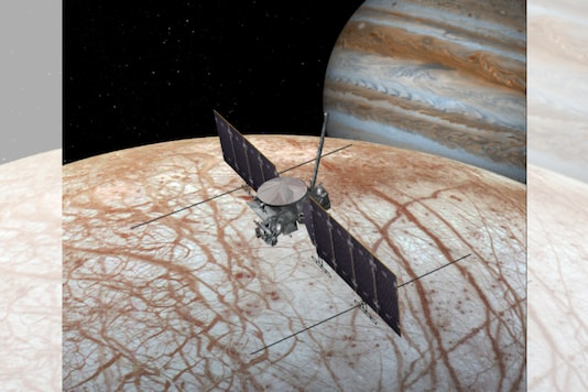 File Image: NASA / Europa Clipper's Mission to Jupiter's Icy Moon.