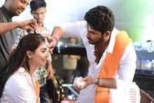 Pooja Hegde's Fun Moments With Allu Arjun From BTS of 'Duvvada Jaggannadham' Shoot