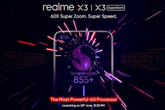 Realme X3 Series, Realme Buds Q Launch Today in India: How to Watch Live Stream