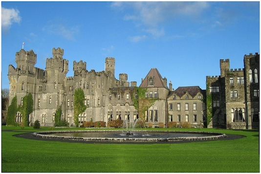The Ashford Castle in Ireland | Image credit: File Photo