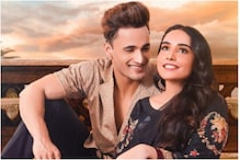 Asim Riaz and Barbie Maan's 'Teri Gali' Song Poster Debuts