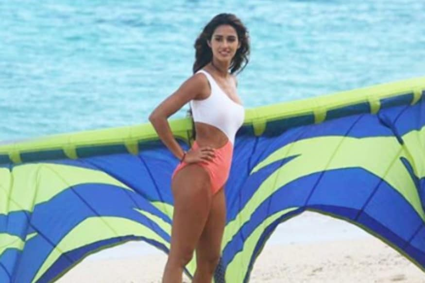 Disha Patani Shares Bts Video Practicing Adventure Sports For Malang Song Humraah