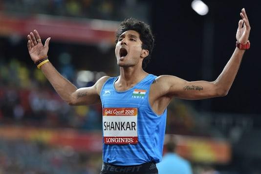 Tejaswin Shankar (Photo Credit: PTI)