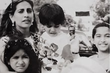 Sonam Kapoor Shares Rare Family Pic