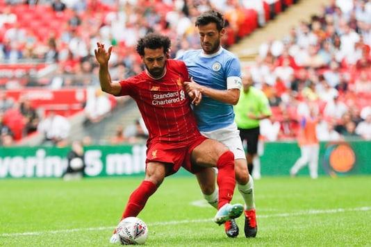 Liverpool vs Manchester City (Photo Credit: AP)