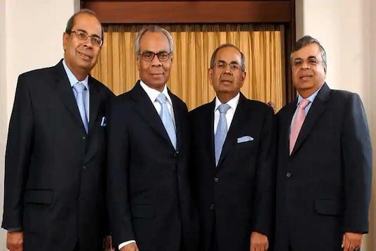 The legal dispute in the Hinduja family is now playing out in a London court. (Credit: twitter)