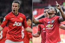 Happy Someone has Taken Baton From Me after 7 Years: Robin van Persie on Anthony Martial Hat-trick