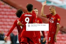 Liverpool Won the Premier League, but That Means Bad News For this Twitter Account