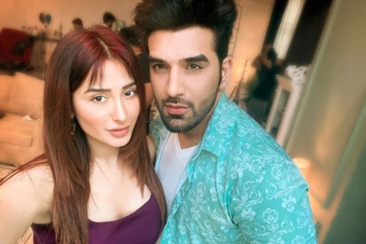 Paras Chhabra Shares Loving Post For Mahira Sharma, Says 'Thanks For Coming Into My Life'