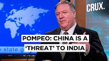 Pompeo: US Shifting troops From Europe To Counter Chinese 'Threat' To India & SE Asia